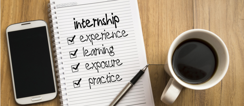 not just a coffee girl - life as an intern at leadmd