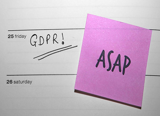 marketing's vital role in gdpr compliance
