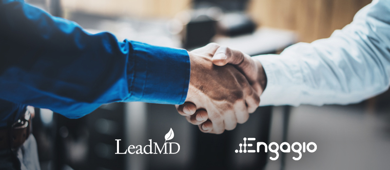 abe accelerators in action: leadmd partners with engagio to expands core offering in account based everything