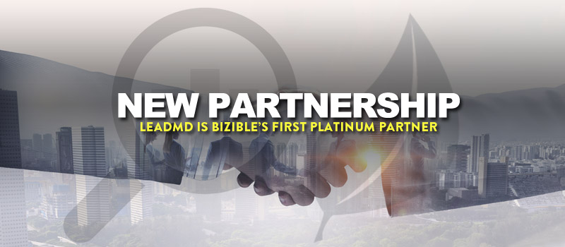 account-based orchestration in action: leadmd named bizible platinum partner