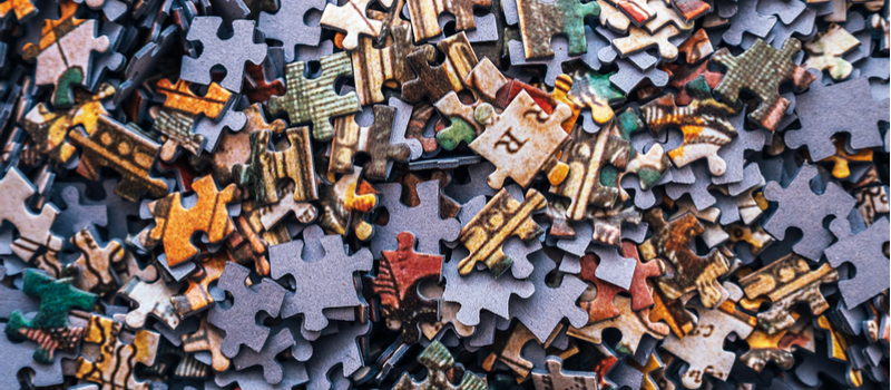 marketo troubleshooting & upside down puzzles