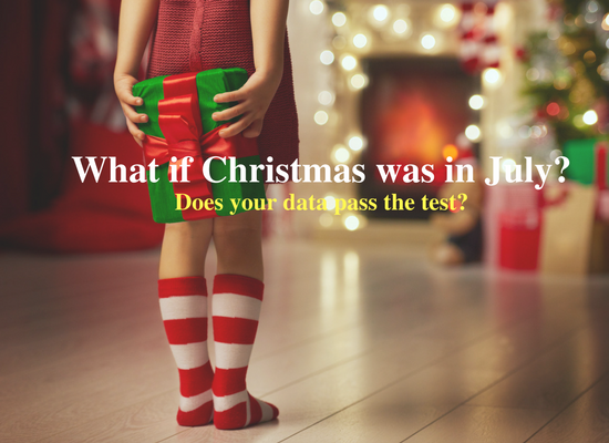 database debacle: could you send christmas cards to your best customers? (most couldn't.)