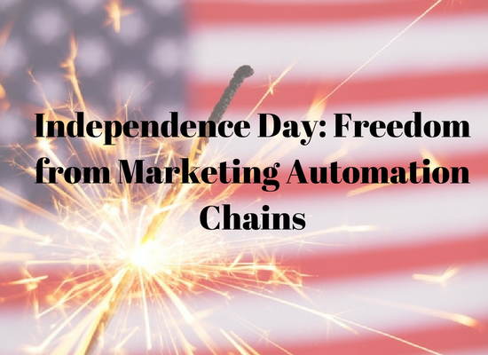 measurement is the only way to marketing automation independence